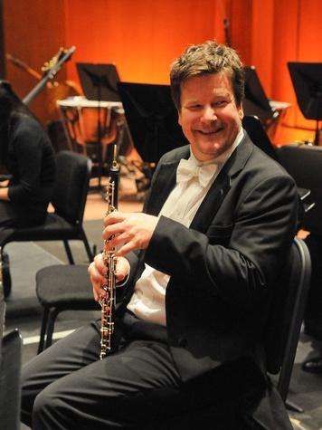 Jonathan Fisher, Houston Symphony, September 2012, oboe