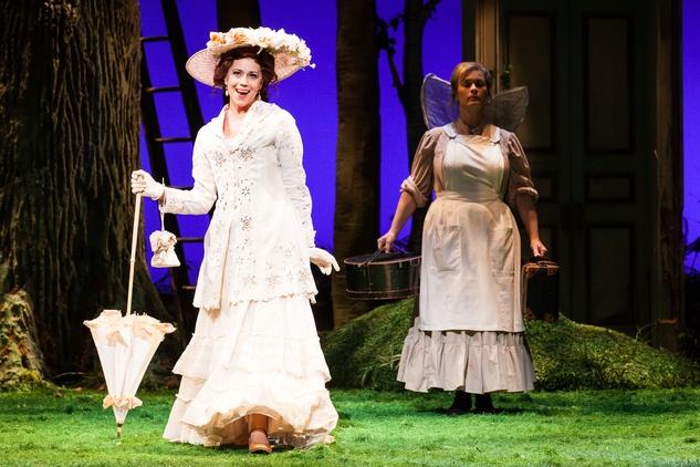 A Little Night Music - Houston Grand Opera - Photographer Lynn Lane Elizabeth Futral as Desiree Armfeldt