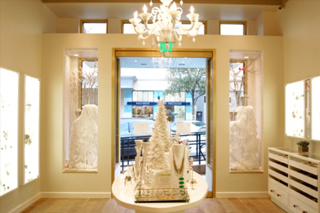 Kendra Scott Interior