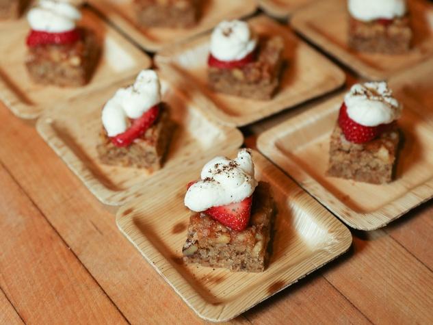 Tastemakers Arro dessert olive oil cake