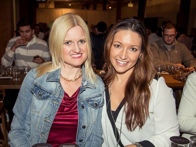 Jen Cross, Rebecca Carroll, School of Bourbon