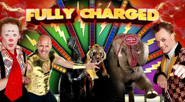 Austin photo: News_Fully Charged_Poster
