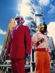News_Daft Punk_robots_band