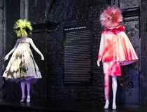 Joseph V. Amodio: Punk times are back: New NYC fashion exhibit shows off spiked hair, safety pins and more