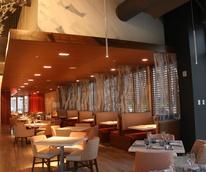 Peska Seafood Culture interior