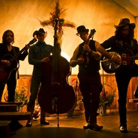 The Dirty River Boys in concert
