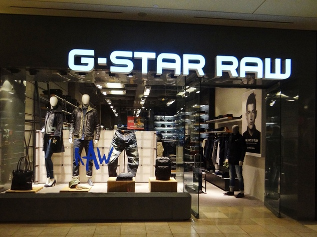 Michael where to shop right now September 2013 G Star Raw - New Store