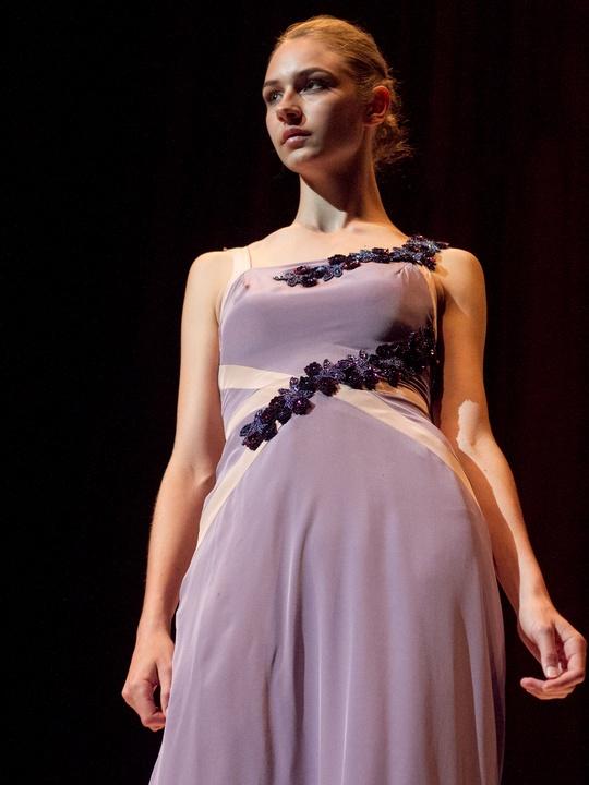 Spectrum UT Senior Fashion Show 2014 Anne Elizabeth Lawrence