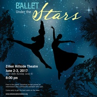 Austin Metamorphosis Dance Ensemble presents Ballet Under the Stars