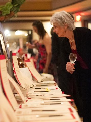 Austin Opera Serenata Wine Dinner & Auction Silent Auction