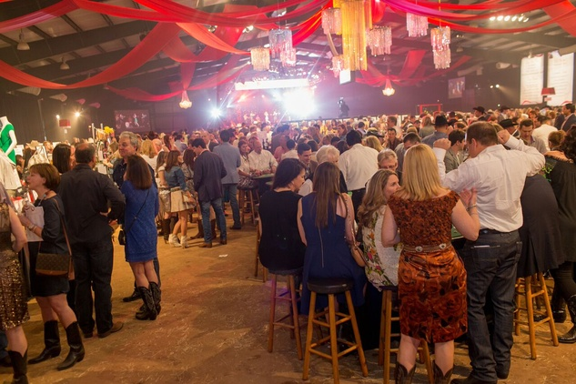 Cattle Baron's Ball 2015