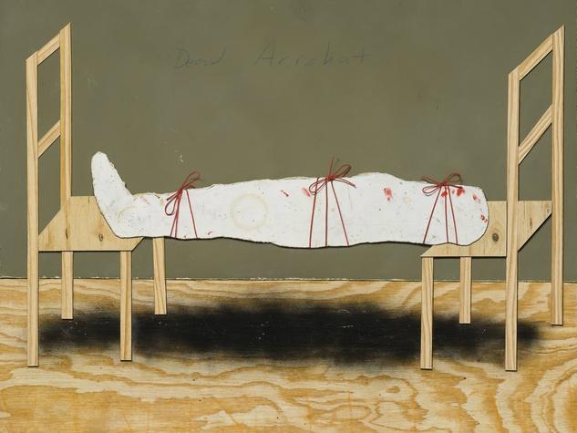 Kirk Hayes at Conduit Gallery