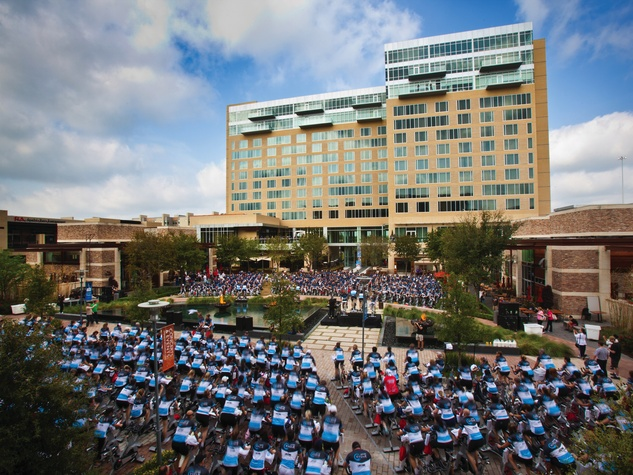 CITYCENTRE, MD Anderson, Ride of a LifeTime
