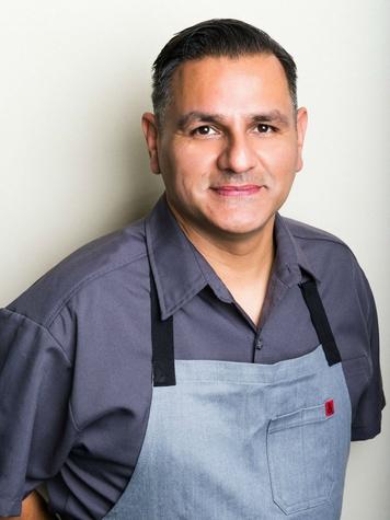 Executive Chef Joe Anguiano Vox Table