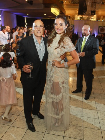 166 Amnon Benjamini and Carmina Zamorano Houston Ballet/Carnan Properties party