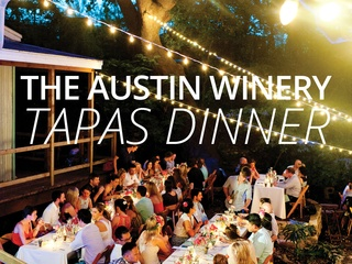 Tapas Dinner by The Austin Winery