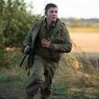 Logan Lerman in Fury