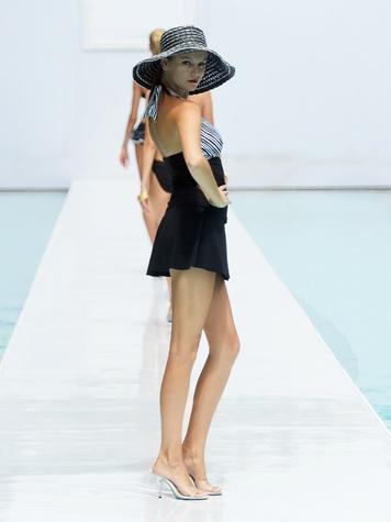 Mercedes-Benz Fashion Week 2014 swim in Miami July 2013 Gottex
