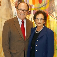 Walter Elcock and Nancy Nasher