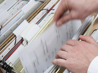 file cabinet, files, record keepin