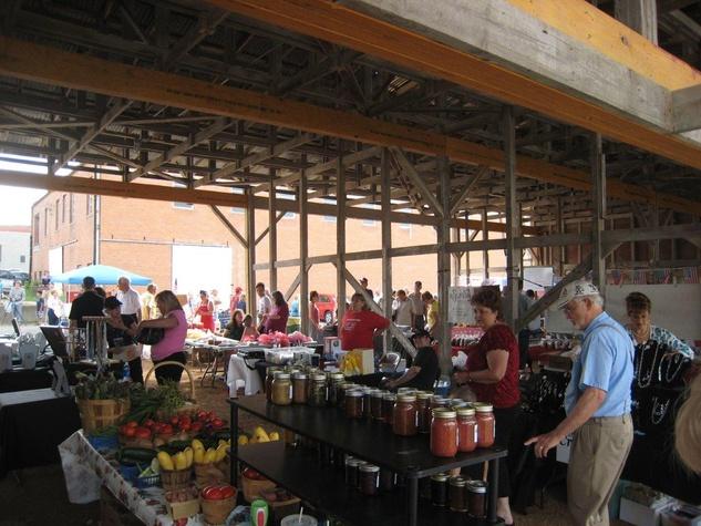 Waxahachie Farmers Market
