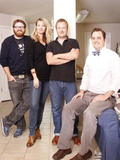 Team photo of Onalaska non-profit producers of film The Last 40 Miles