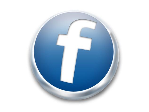 Facebook, button