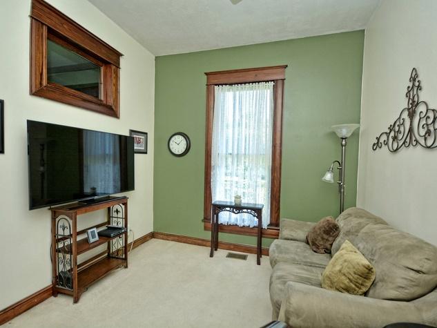 Austin home house 2416 S 2nd Street 78704 bedroom