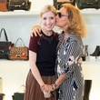 Megan Pruitt Winder and Diane von Furstenberg