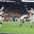Texas Bowl Arkansas QB run