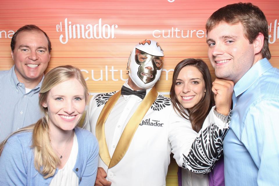 80 Smilebooth at CultureMap Summer Social July 2014
