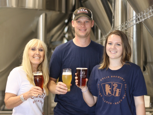 Celis Brewery Christine Celis Craig Mycoskie Daytona Camps
