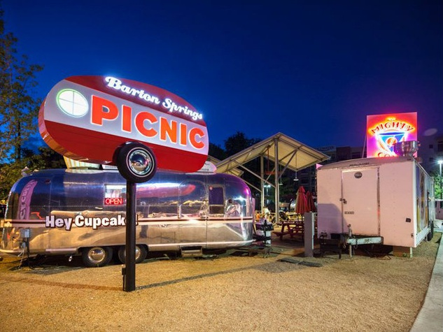 South Austin Food Truck Park
