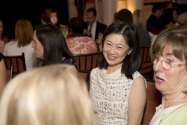 Houston, Spaulding for Children Luncheon, May 2015, Anne Chao