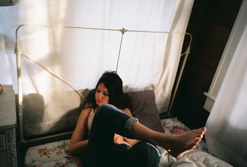 Austin Photo Set: Photo Essay_Katherine Squier_Summer in Austin_bed