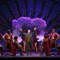 National tour of Something Rotten!