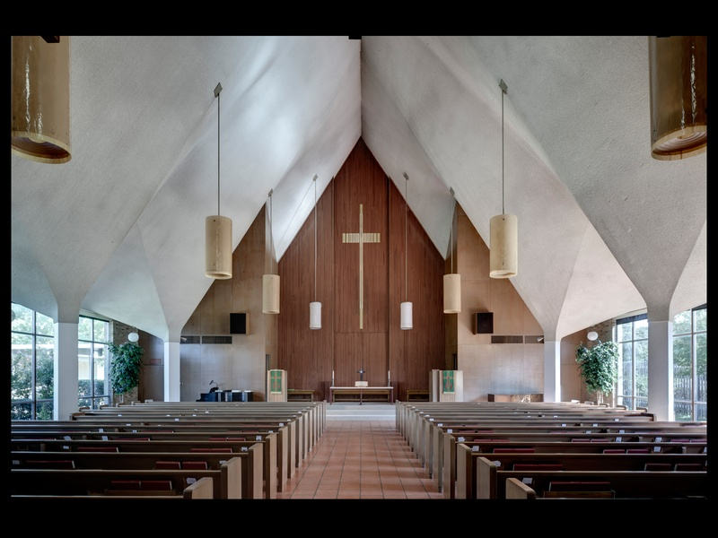 06, AIA Houston, Sacred Spaces, audio photo essay, November 2012, First Christian Church, Disciples of Christ, Denton