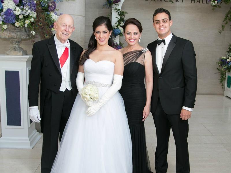 Jack, Caroline, Aileen, and Michael Pratt
