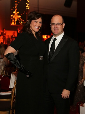 17 Rosemarie and Matt Johnson at the Society for the Performing Arts Gala March 2014