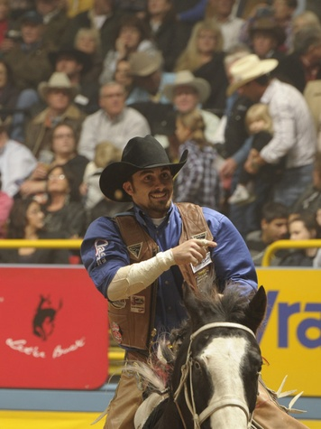 Winn Ratliff, cowboy, rodeo