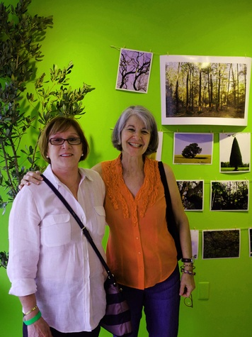 Houston Center for Photography, Gemma De Santos, Cathy Hodge