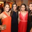 1 Houston Wine & Roses Gala May 2013 Brooke Lampert, Hayley Weycer, Jordan Goldberg, Isabel Graubart