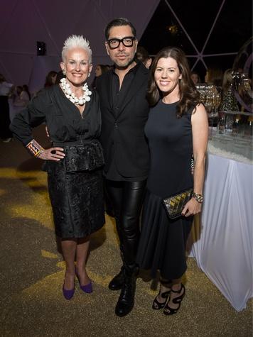 Barbara Daseke, Ceron, Brooke Hortenstine, Ten Years of Todd Celebration