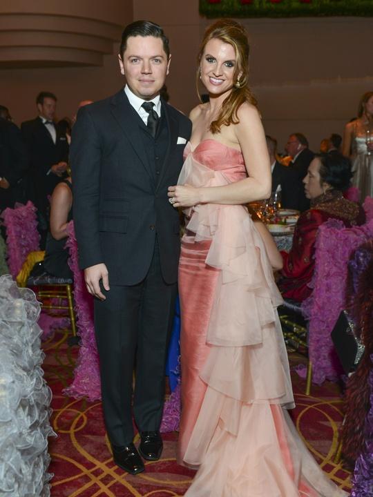 26 David Peck and Lindley Arnoldy at the Opera Ball April 2014