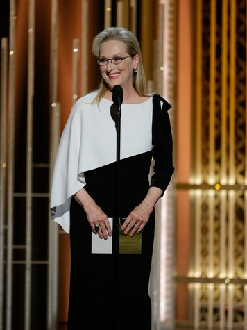 12 Meryl Streep Golden Globes fashion January 2015