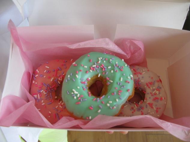 River Oaks Donuts June 2013 doughnuts
