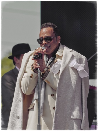 Summer Fest, Morris Day, June 2012