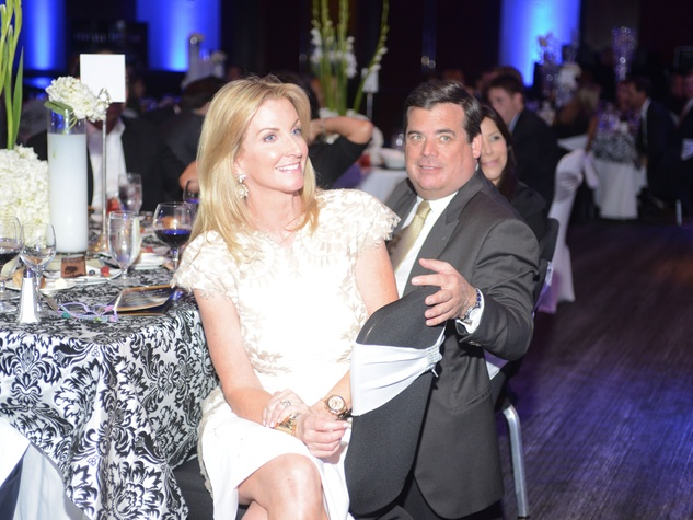22 Kim and Dan Moody at the Matt Schaub Hope Can Heal Gala April 2014