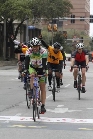 Tour de Houston, March 2015