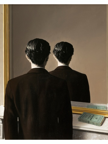 The Menil Magritte The Mystery of the Ordinary February 2014 Not to be Reproduced